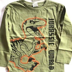 🦖 Jurassic World Long sleeve graphic